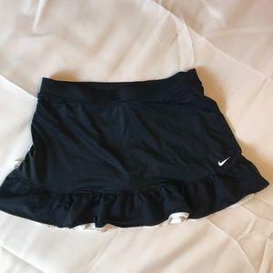 Nike ruffled tennis skirt